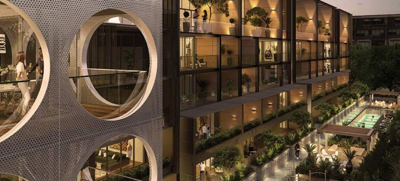 Luxury 2 bed Penthouse. Large internal and external area, spectacular finishes and designer fittings.  Ready to occupy May 2017.