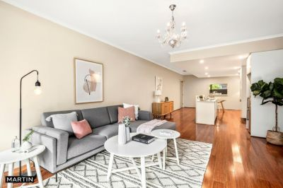 MARTIN - TWO BEDROOM + STUDY APARTMENT