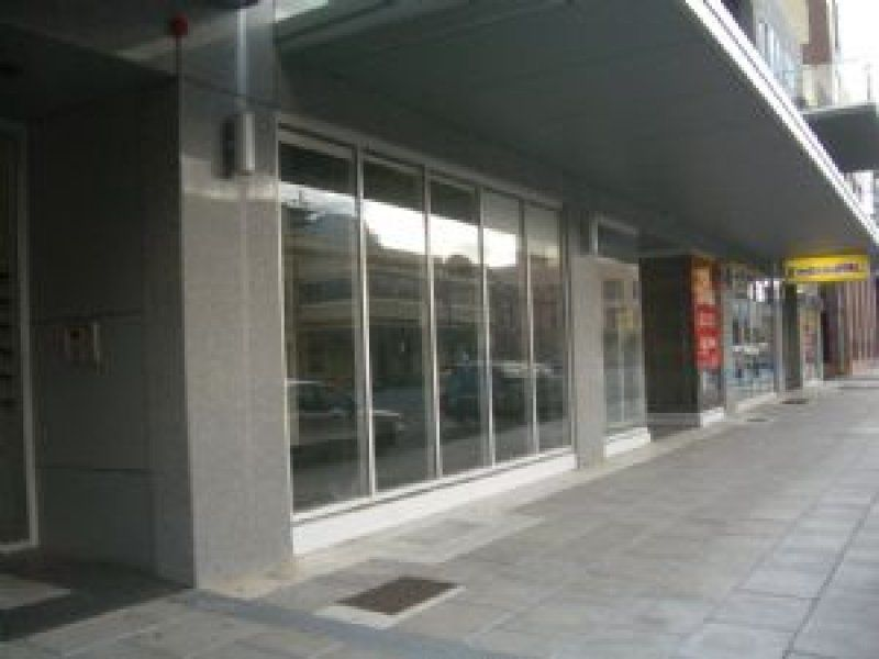 Brand new retail space in the East End