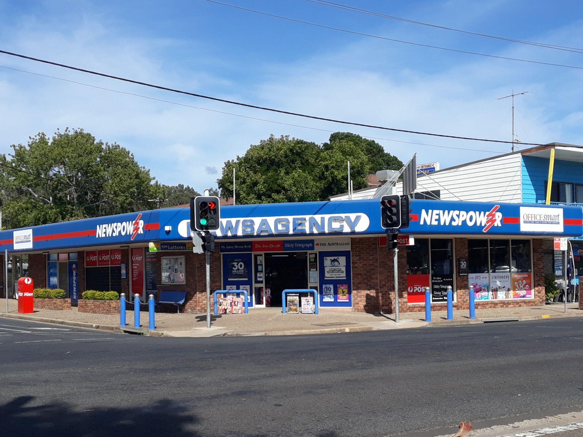 EXTREMELY PROFITABLE NEWSAGENCY WITH LOTTO, AUSTRALIA POST, GIFTS & STATIONERY