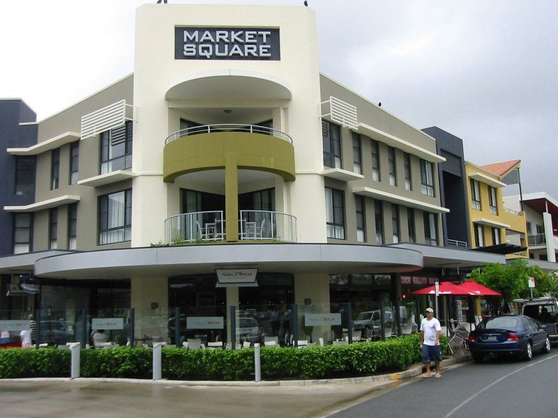 Rare Opportunity in sought after Market Square