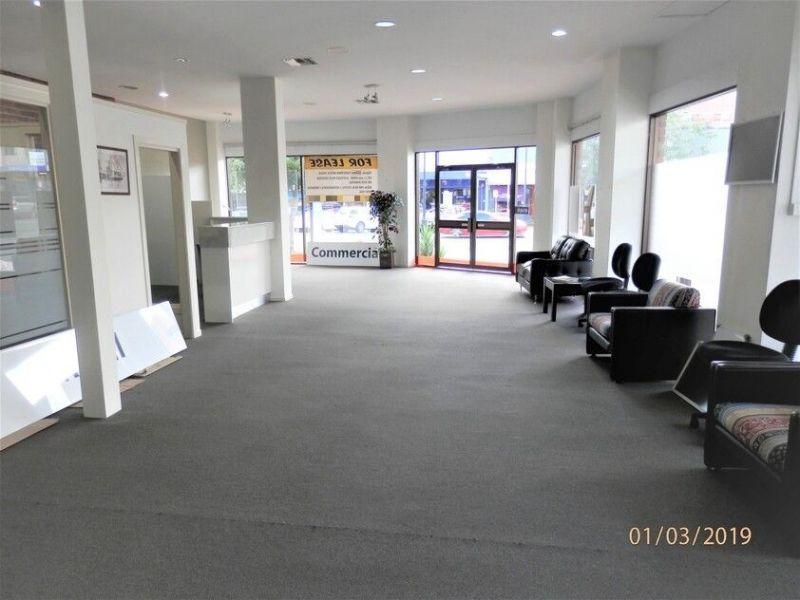 Commercial High Exposure Corner