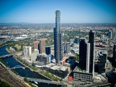 Eureka Tower: 51st Floor - FULLY FURNISHED - Elegance, Style & Sophistication!