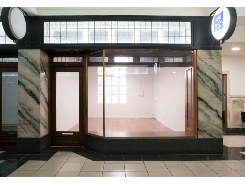 Fully Renovated Shop 30 m2 in Anzac Square Arcade