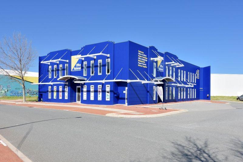 Rockingham City Centre Investment Building