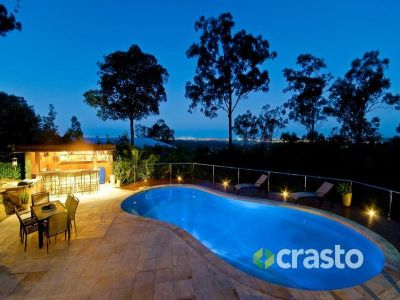 Character Dual Living on 2.25 acres with Coast Views in Prestigious Tallai