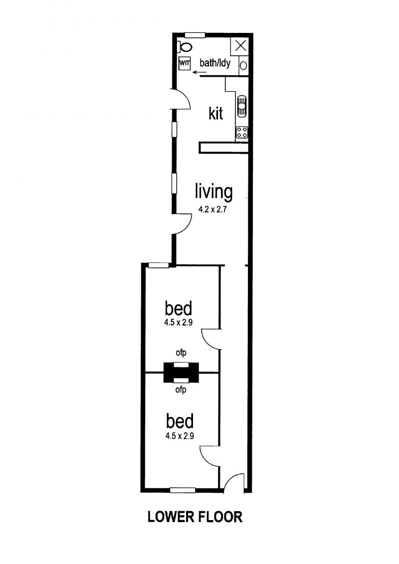 Private Rentals: Fitzroy, VIC 3065