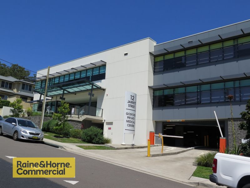 New Building adjoins North Gosford Private Hospital parking included