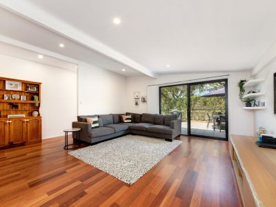 CHARACTER FILLED FAMILY HOME IN LEAFY STREET