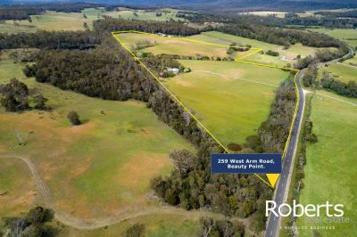 259 West Arm Road, Beauty Point