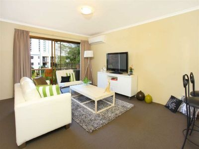 Secured Unfurnished 2 Bedroom Close to the Broadwater