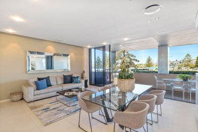 Enormous Front Facing 3 Bed Apartment - The Best Value in Bondi Beach