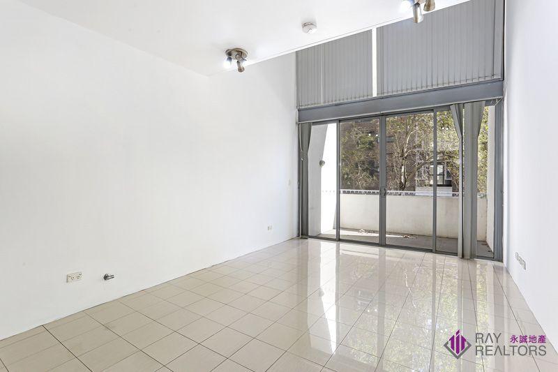1 Bedroom + Study Split Level Apartment