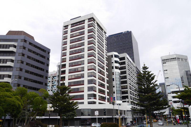 1 Willeston Street, Wellington Central