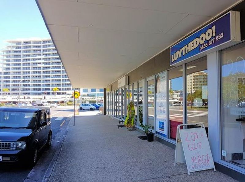 Bite Sized Retail Shop For Sale in Beachside Location | Cotton Tree