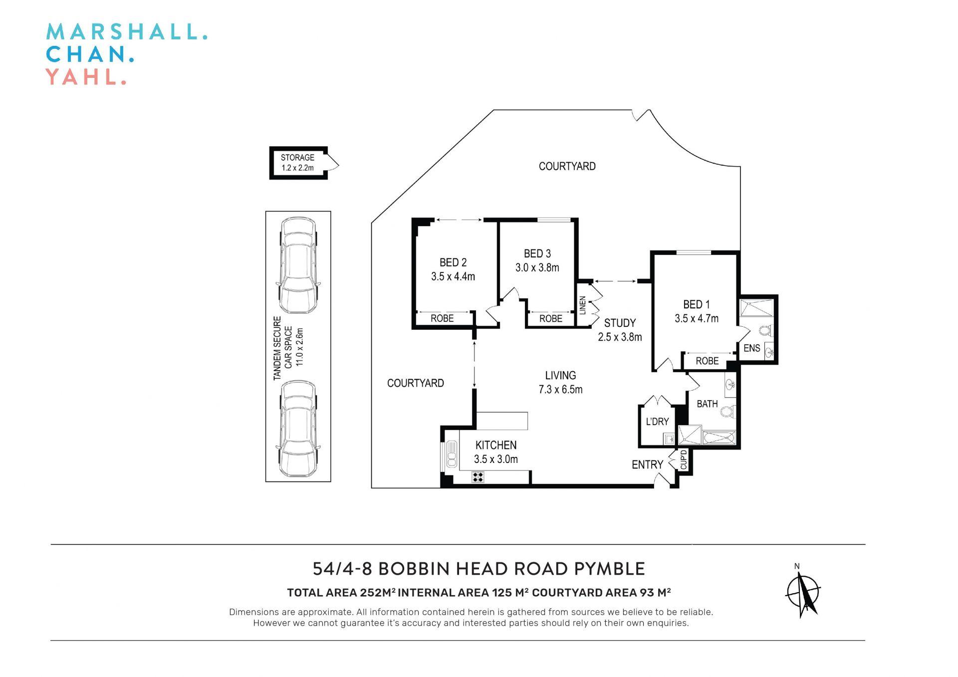 54/4-8 Bobbin Head Road Pymble 2073