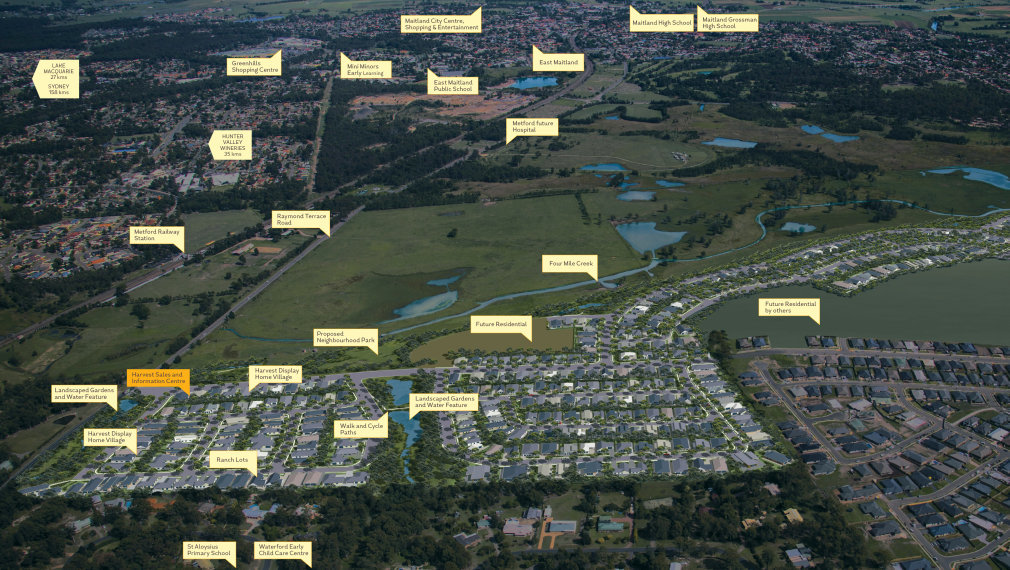 Land for sale CHISHOLM NSW 2322   myland.com.au