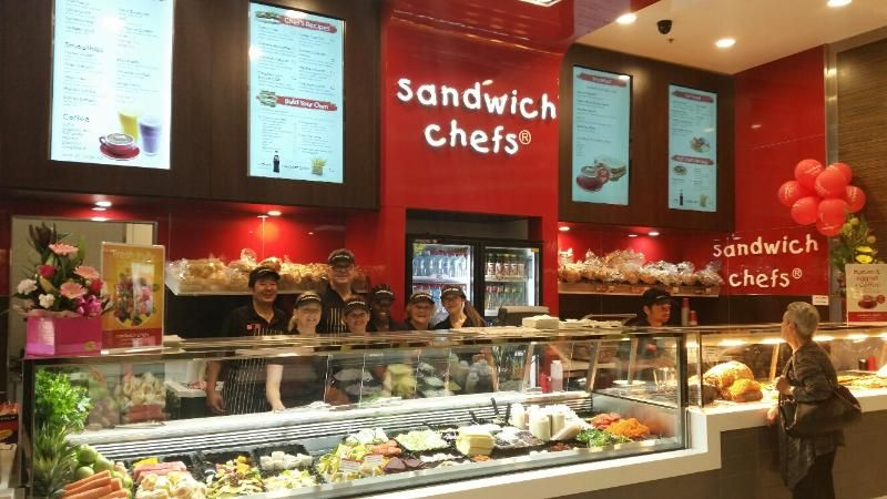 SANDWICH CHEF (PREVIOUSLY FANCY FILLINGS) - 2 STORES FOR SALE
