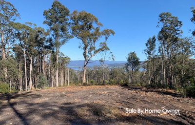 Land for sale by owners. Port Cygnet, Huon Valley, Southern Tasmania