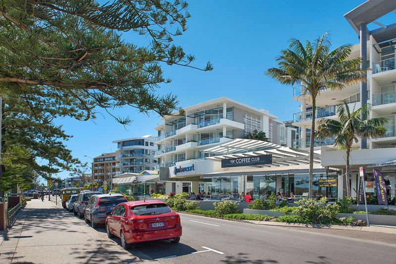 National Tenant - Waterfront Investment
