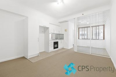 FULLY-UPDATED PARTITION STUDIO IN THE HEART OF TRENDY POTTS POINT