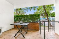 ANNUAL GROSS RENTAL APPROX $25,000 p.a = FURNISHED AND PERFECTLY LOCATED GROUND FLOOR STUDIO APARTMENT– Zoning B4