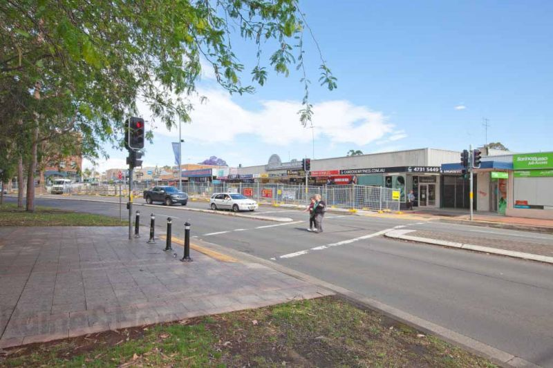 HIGH STREET INVESTMENT OPPORTUNITY