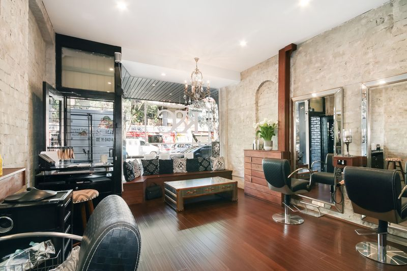 FULLY FITTED HAIR & BEAUTY SALON, OR SPLIT LEVEL RETAIL OPPORTUNITY