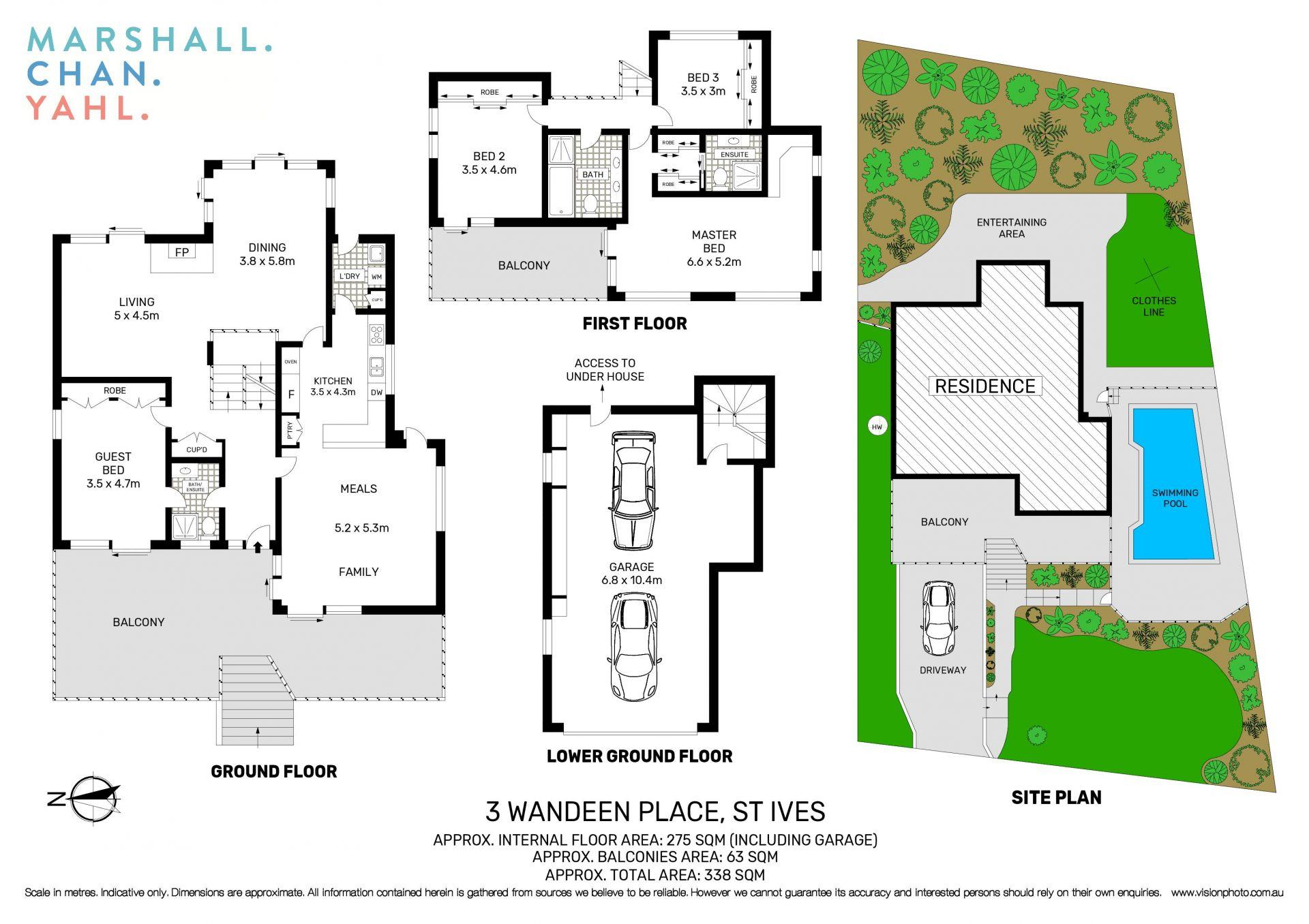 3 Wandeen Place St Ives 2075