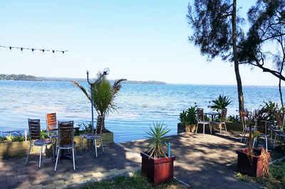 Business for sale - Pelican Waterfront Restaurant - Right on the Water with Uninterrupted Views - $130,000 WIWO Leasehold