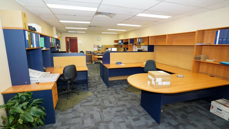 Fitted Out Office Space in Caboolture CBD