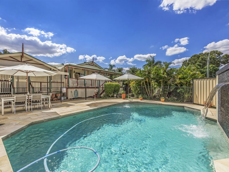 STYLISH HOME, QUALITY LIFESTYLE WITH INGROUND POOL AND SHEDS