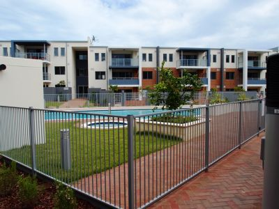 SECURE COMPLEX WITH RESORT STYLE FACILITIES