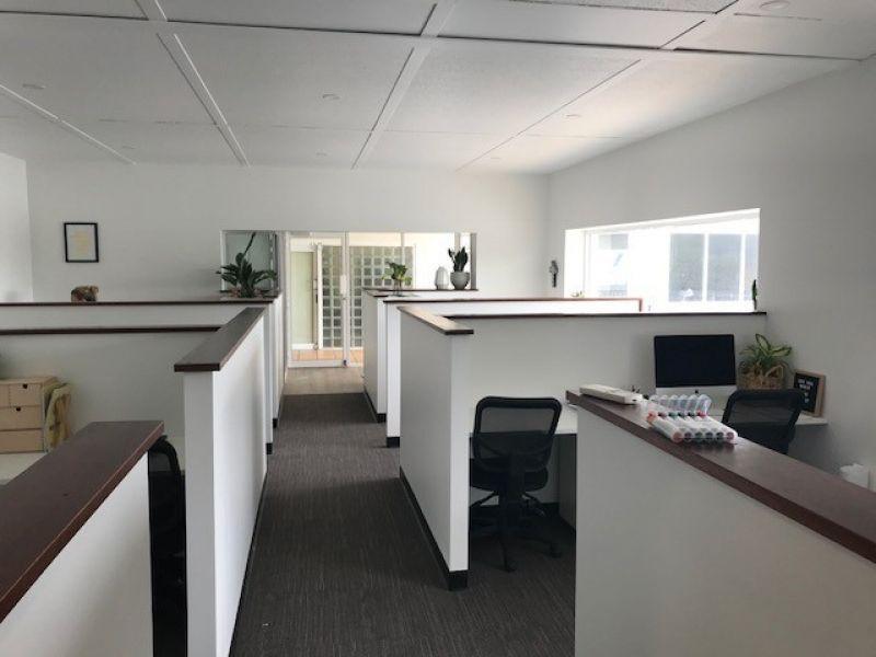 Tidy Office Setup