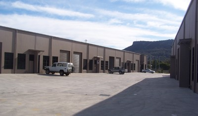 Light Industrial Unit 120 sq m