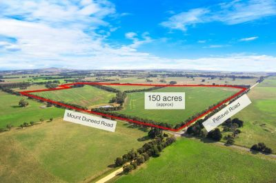 RARE OPPORTUNITY - SAME FAMILY OWNERSHIP SINCE 1964 - 60.55Ha (150 Acres approx)