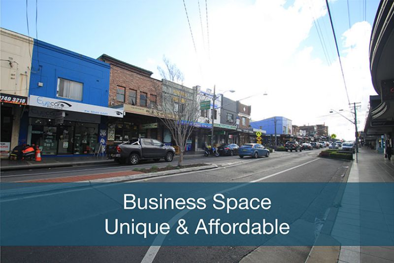 AFFORDABLE BUSINESS SPACE - 30m²