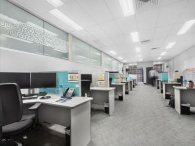 CORPORATE FREESTANDING OFFICE + FUNCTIONAL WAREHOUSE