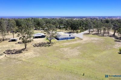 On Top of the Range - City Views  12.95 Acres