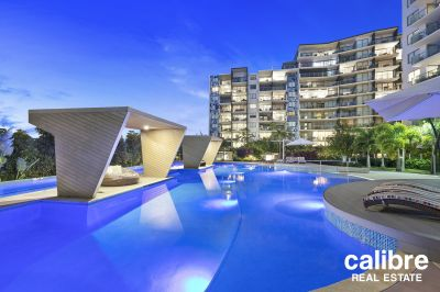 2 Bedrooms plus huge Multi-Purpose Room - RESORT Living and make sure you check out the pool here - Wow! Liquidator Appointed Sale.
