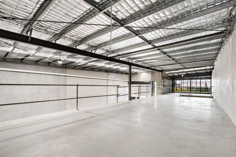 Premium Industrial Units with Balcony