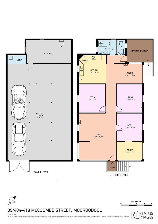 39/404-418 Mccoombe Street, Mooroobool QLD 4870