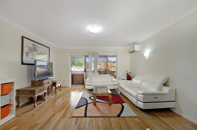 128sqm Apartment in Heart of Ashfield