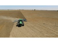 Superior farming country with fertile arable soils