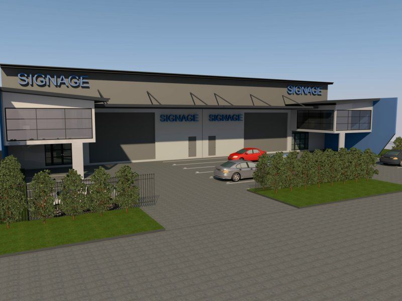 Brand New Industrial Buidings 729 - 1,464sqm