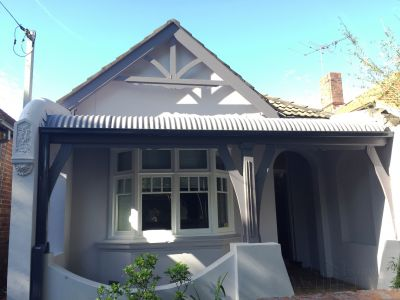 RENOVATED FEDERATION HOME