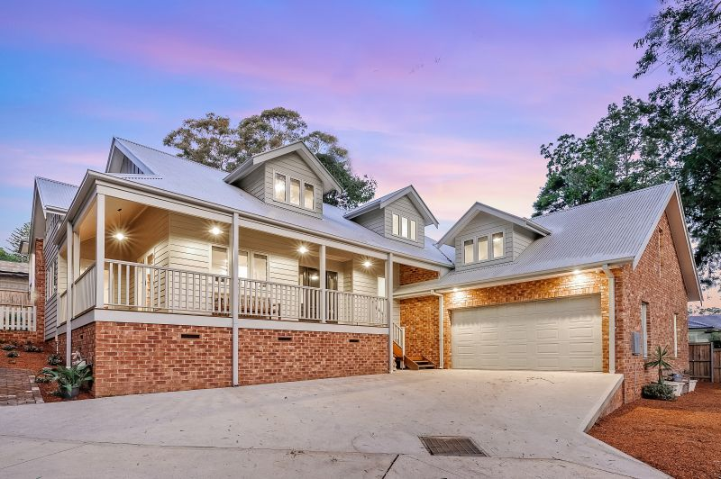 Near new, impressive family home