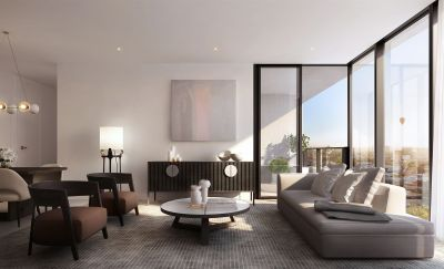 The most desirable new building in Melbourne - The Eastbourne - FLEXIBLE LEASE 6-18 Months