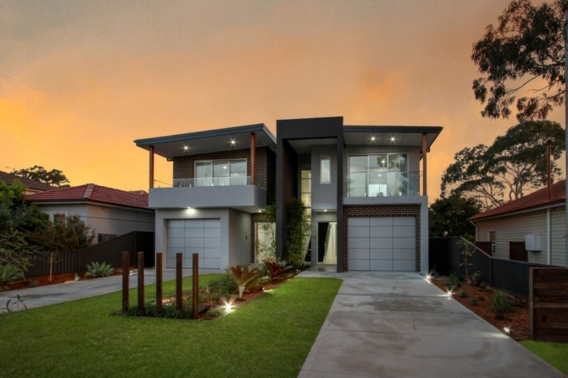 Luxury Residence with Soaring Ceilings