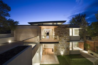 Commanding Contemporary Residence with Breathtaking Harbour Views and Direct Access To Parsley Bay Reserve